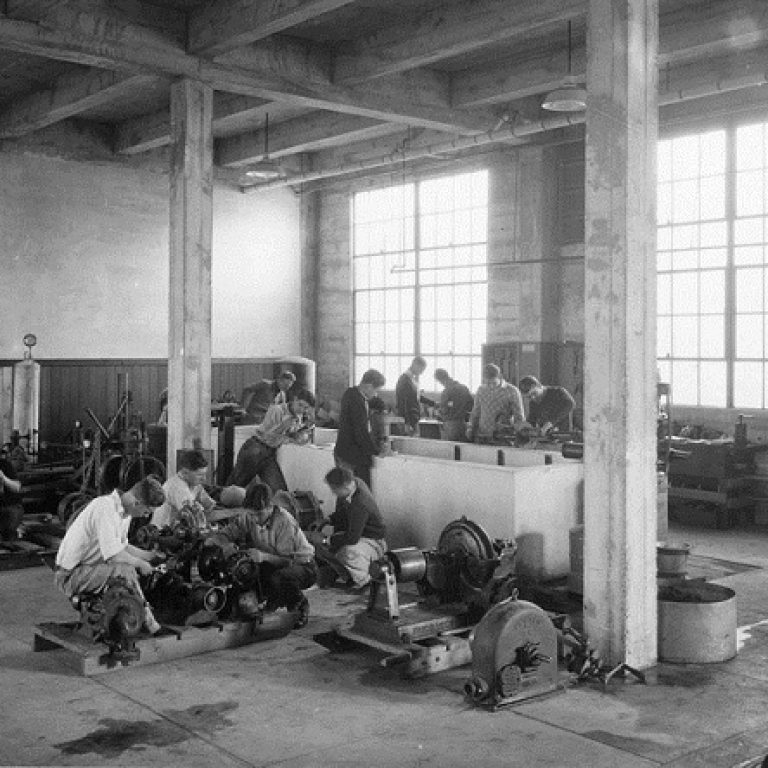 New online exhibit: Celebrating A Century of the Biological & Agricultural Engineering Department