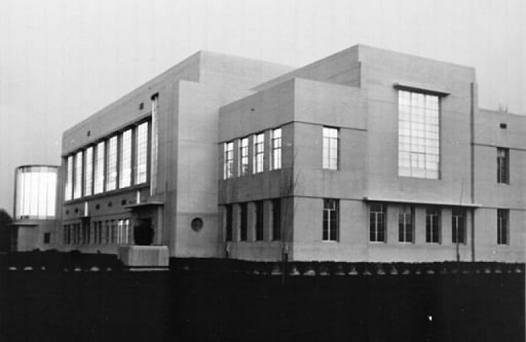 Exhibit for April: Diamond Jubilee of the Shields Library Building: 1940-2015