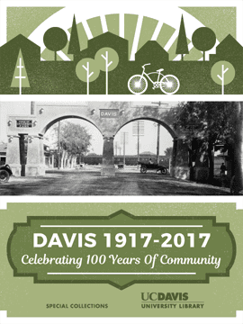 Poster of the Davis 100 year celebration