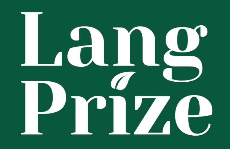Norma J. Lang Prize for Undergraduate Information Research