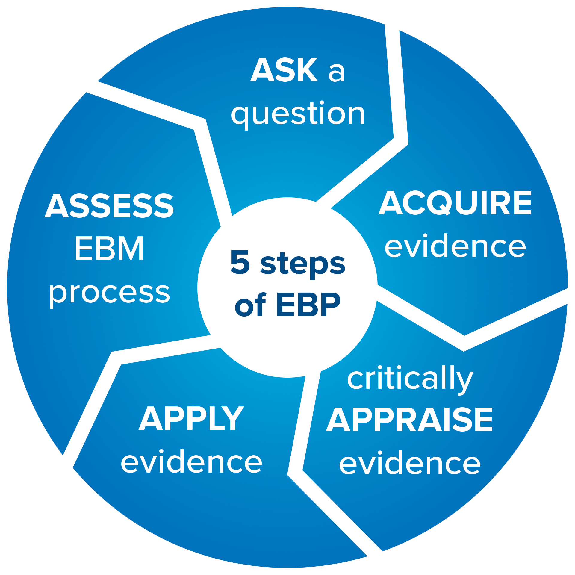 image of EBP cycle