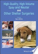 book High-quality, High-Volume Spay and Neuter