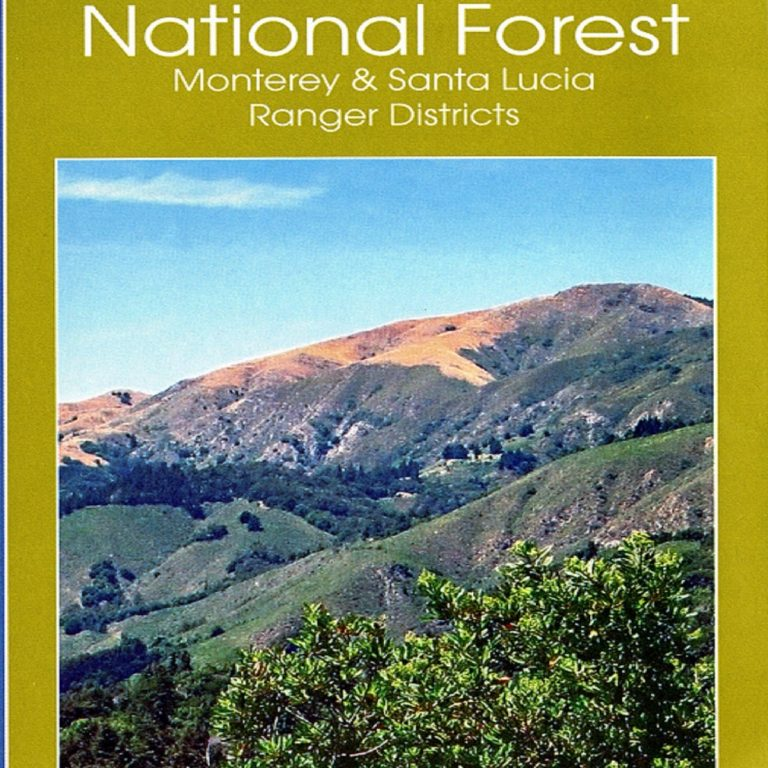 50 Features for Special Collections: Outdoor Recreation – USDA Forest Service Maps