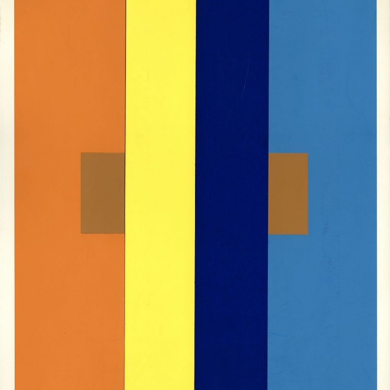 50 Features of Special Collections: Interaction of Color by Josef Albers
