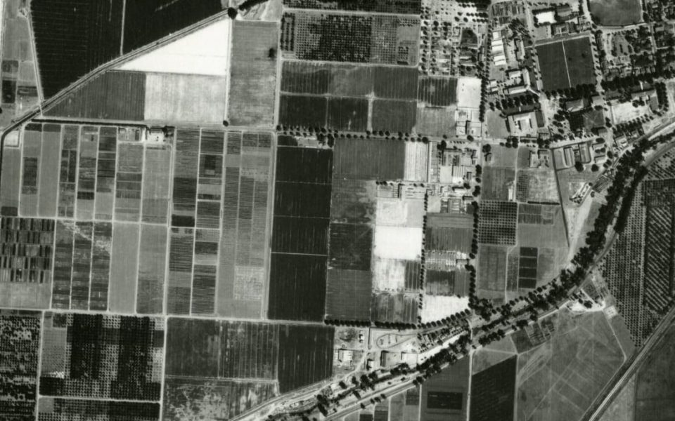 UC Davis, 1937. Call Number: G4364.Y6A4 1937 .U6; Photograph Number: ABB 61-4