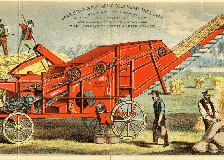 50 Features of Special Collections: Agriculture Technology Thumbnail