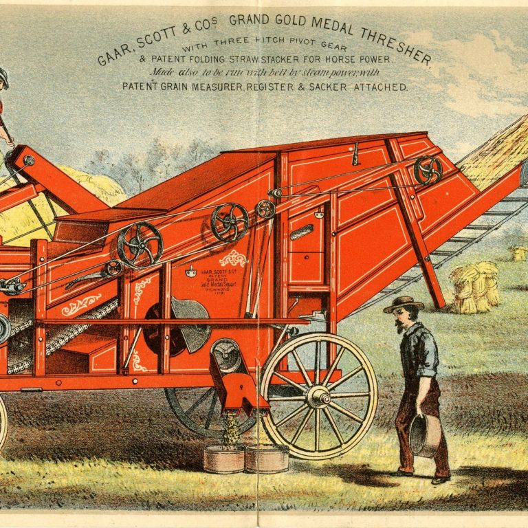 50 Features of Special Collections: Agriculture Technology