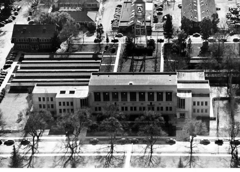 50 Features of Special Collections: University Archives Photographs Collection, AR-013