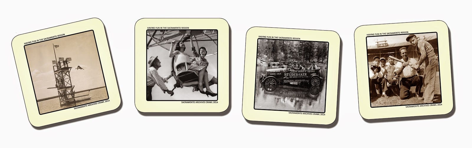 Coasters for Blog