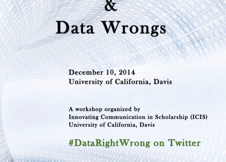 Data Rights & Data Wrongs 2014 Thumbnail