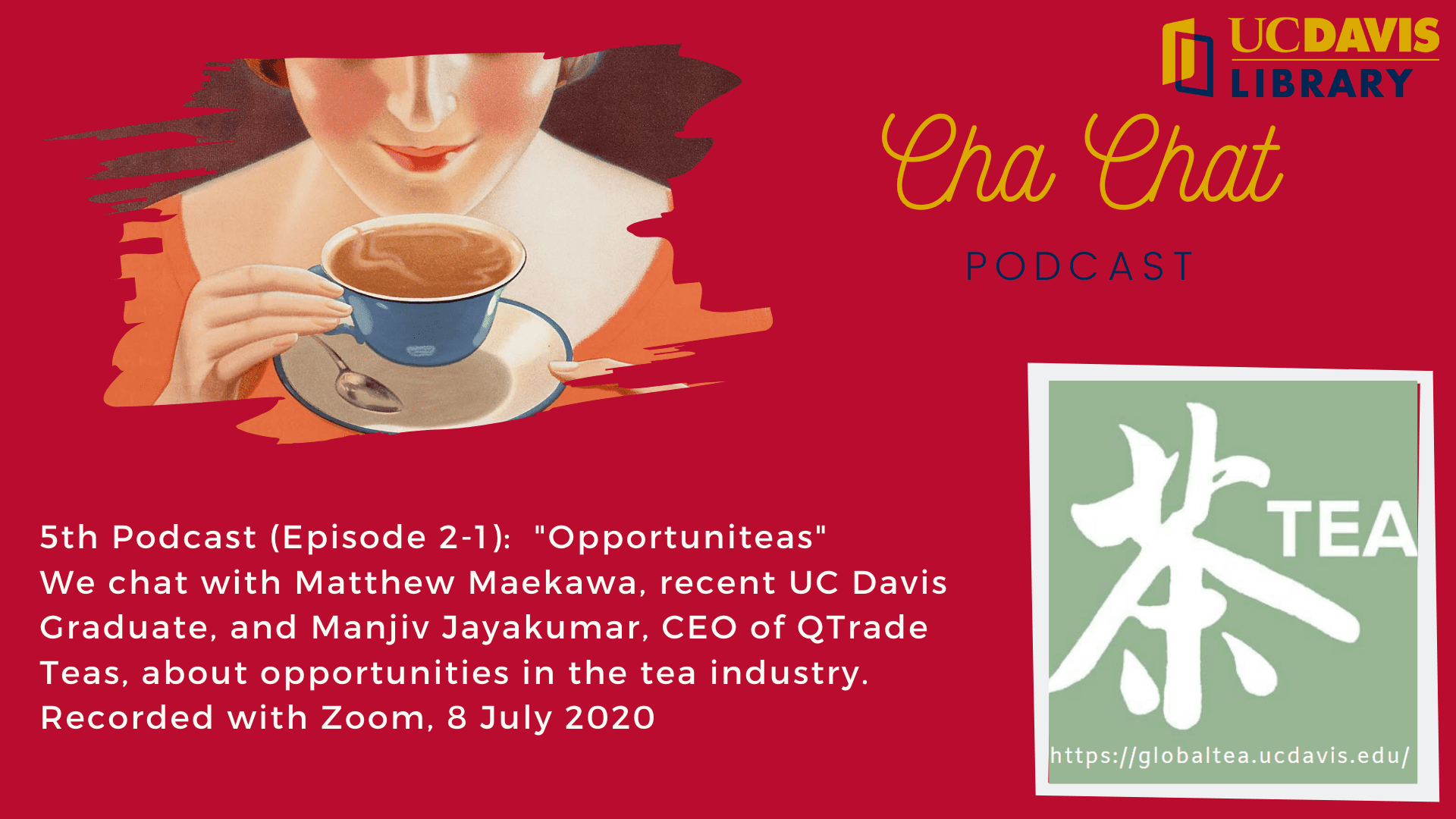 cha chat fifth podcast