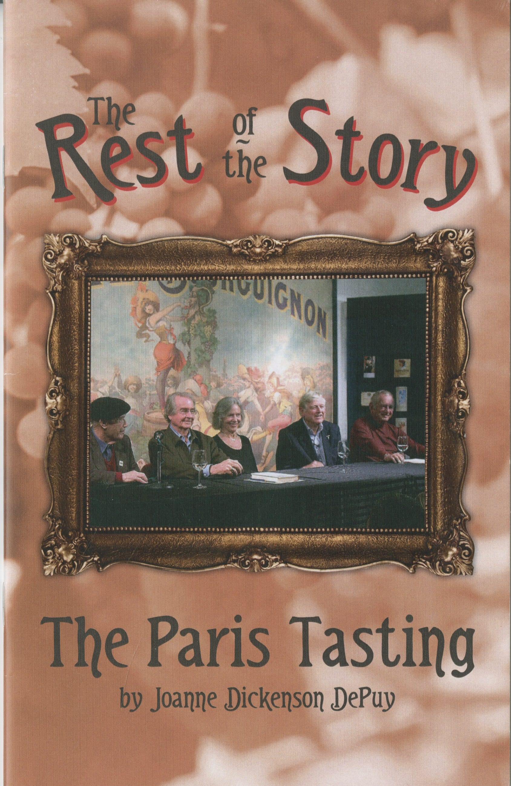 Joanne DePuy published her retelling of the Judgment of Paris story in 2016 (Credit: UC Davis Library/Archives and Special Collections)
