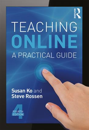 cover for teaching online A practical guide