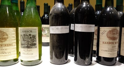 Harbor wines from the 1970s