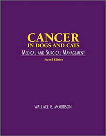 Cancer in dogs and cats: medical and surgical management